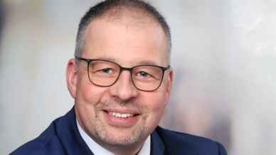 Porträtfoto: Ralf Güthoff, General Manager, Raycap