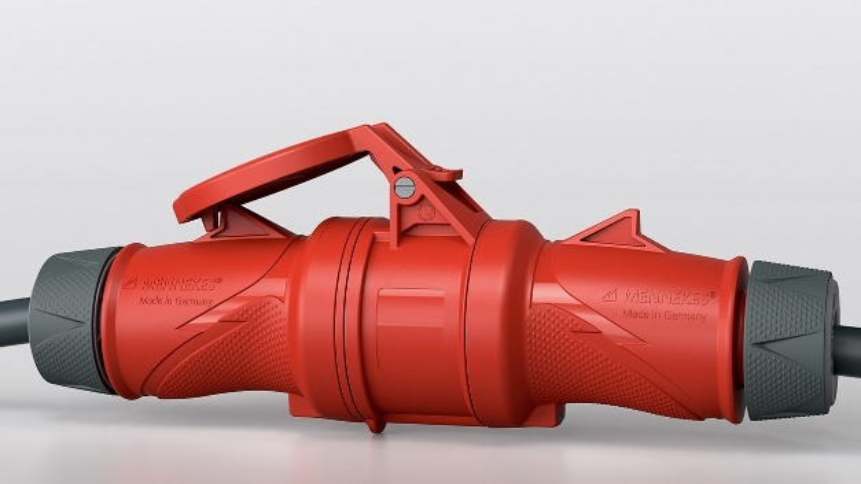 Mit den neuen Varianten für 16A und 32A ist die PowerTop-Xtra-Familie vollständig. Die ergonomische Handhabung war dabei Leitgedanke des Designs.