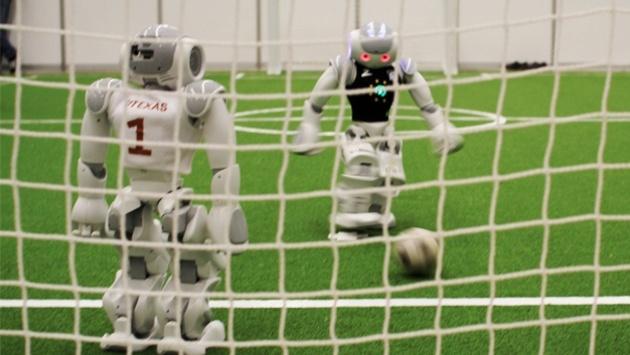 RoboCup-Weltmeisterschaft 2018 Deutschland ist doch Fußball-Weltmeister!