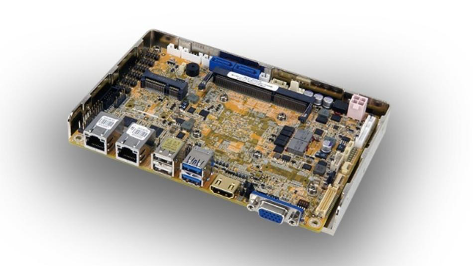 Das neue EPIC-Embedded-Board Nano-GLX von ICP Deutschland.