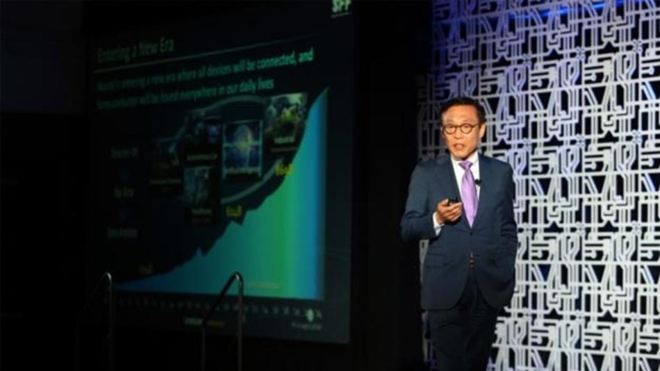 Bereits im Mai 2018 gab Kinam Kim, President des Halbleitergeschäfts vom Samsung, einen Ausblick auf künftige Fertigungstechnologien.
