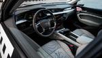 Interior des Audi e-tron