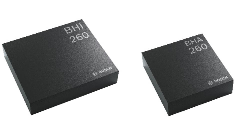 Sensor-Hubs mit integriertem Hilfsprozessor für Wearables. Sie kommen im »Horch-Modus« mit wenig Strom, sodass die Sensorik permanent ausgelesen werden kann.