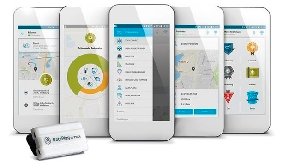 Volkswagen Connect«-App und »DataPlug«: So werden auch ältere VW