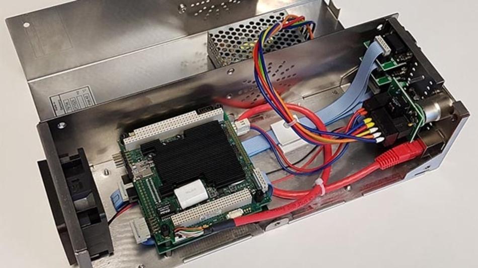 Industrie-Computer für Abgas-Messsystem von AVL Emission Test Systems.