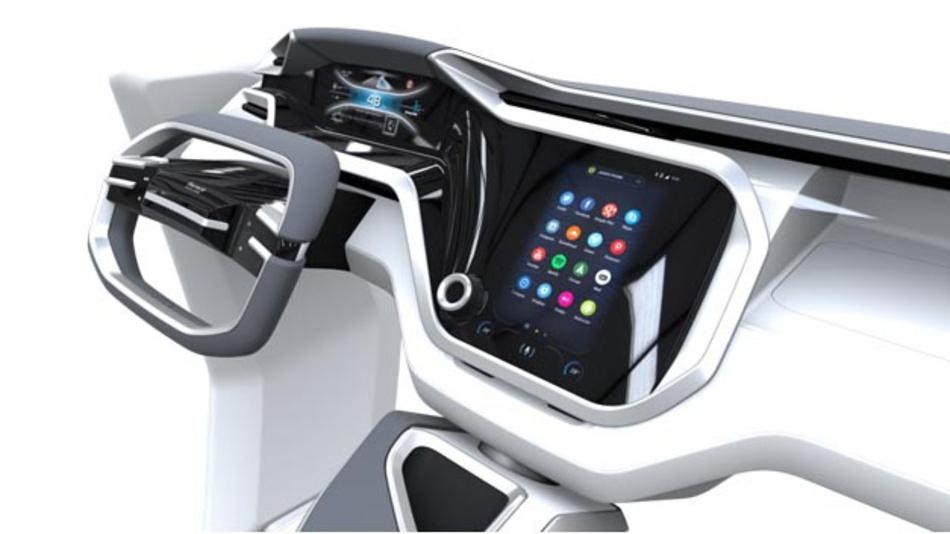 Faurecia will Parrot Automotive zu 100 Prozent übernehmen. Die beiden französischen Unternehmen arbeiten bereits sehr eng am Cockpit der Zukunft zusammen.