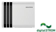 Hekatron Brandschutz Genius Port spricht jetzt mit digitalStrom