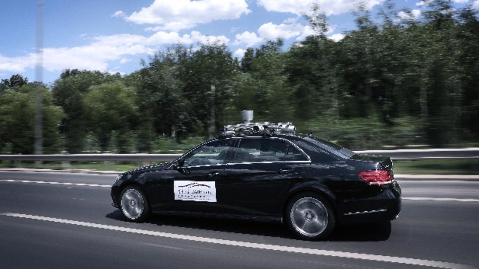 Daimler und Tsinghua University werden weiterhin gemeinsam den chinesischen Straßenverkehr erforschen.