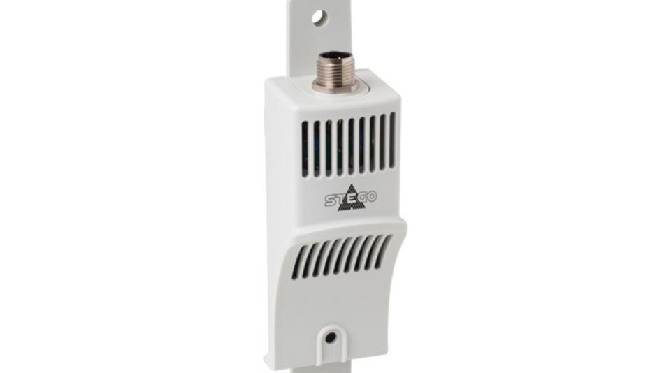 Die Sensoreinheit von Stegos Smart-Sensor CSS 014 ist thermisch entkoppelt und mit einer umlaufenden Dichtung abgekapselt.