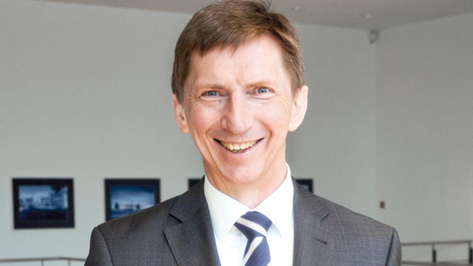 Arthur Rönisch ist Geschäftsführer von Turck duotec und bereits seit 28Jahren in der Turck-Gruppe beschäftigt.