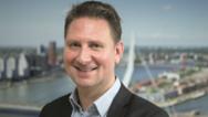 Porträtfoto: Epko van Nisselrooij, Business Development Manager Smart Cities, Axis Communications