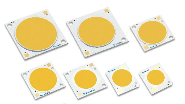 RS Components liefert Lumileds Gen-4 Luxeon COB-LEDs in die EMEA-Region und nach Asien.
