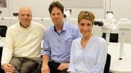 7,7 Mio. Euro für Forschungsverbund: Prof. Wolfgang Brück, Direktor Institut für Neuropathologie UMG, Prof. Fred Wouters, Labor für Molekulare und Zelluläre Systeme, Dr. Gertrude Bunt
