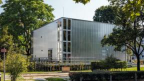 Das Plusenergiegebäude soll mehr Energie produzieren als verbrauchen.
