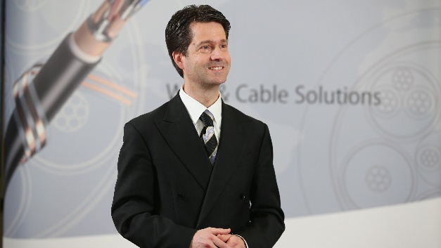 Bruno Fankhauser, Vorstandsmitglied der Leoni AG: »Zunächst müssen Unternehmen das Vertrauen schaffen, dass die Daten sicher sind und nicht gegen den Kunden verwendet werden.«