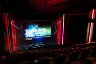 Das erstes Kino mit Samsung Cinema LED Screen wurde Anfang Juli in Esslingen eröffnet.