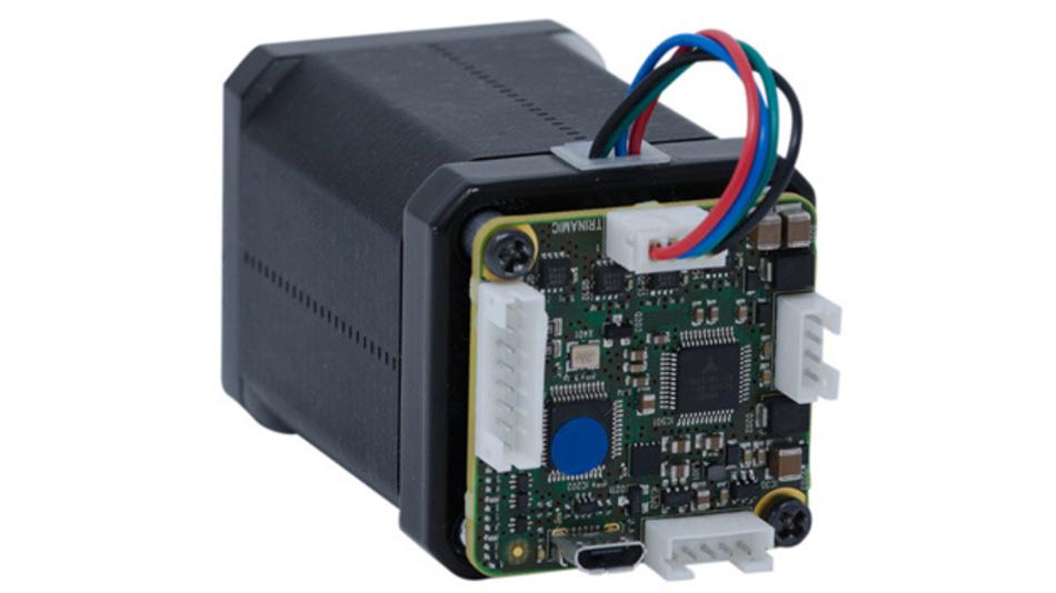 Die PANdrive-Antriebe sind auch für den Standalone-Betrieb geeignet.