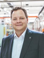 Andreas Bettermann ist CEO der OBO Bettermann Holding