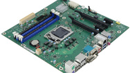 Mainboard D3643-H für Intel Core i3, i5 und i7-CPUs der 8. Generation