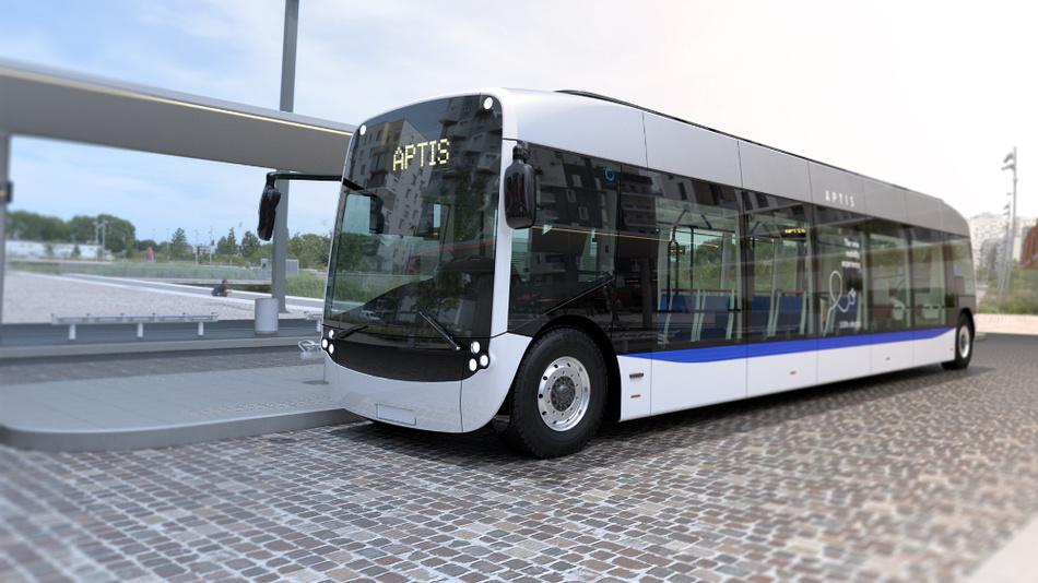 Aktuell entwickeln Alstom und Forsee Powers das Batterie-Konzept für den Aptis. Die Serienproduktion ist für Anfang 2019 geplant - ab dann könnte der Bus auch in Deutschland fahren.