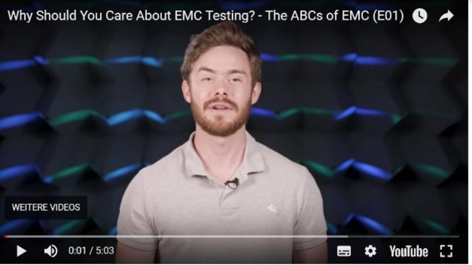 Das ABC der EMV - anschaulich erklärt
