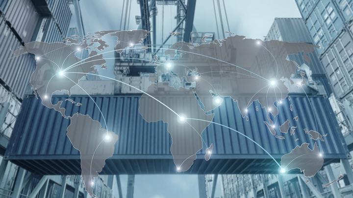 Brücke Handel USA Europa