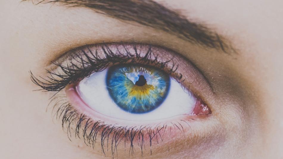 Die neue Software wertet Augenbewegungen aus, um auf die Charakterzüge einer Person zu schließen.