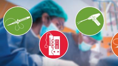 Mit DS28E83 können Entwickler von medizinischen Geräten die Daten von chirurgischen Instrumenten vor Sterilisation schützen.
