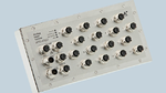 Komplettgehäuse erfüllt den Schutzgrad IP65