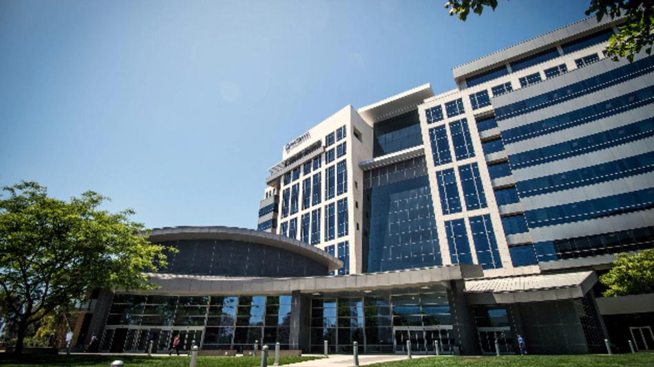 Die Unternehmenszentrale von Qualcomm in San Diego