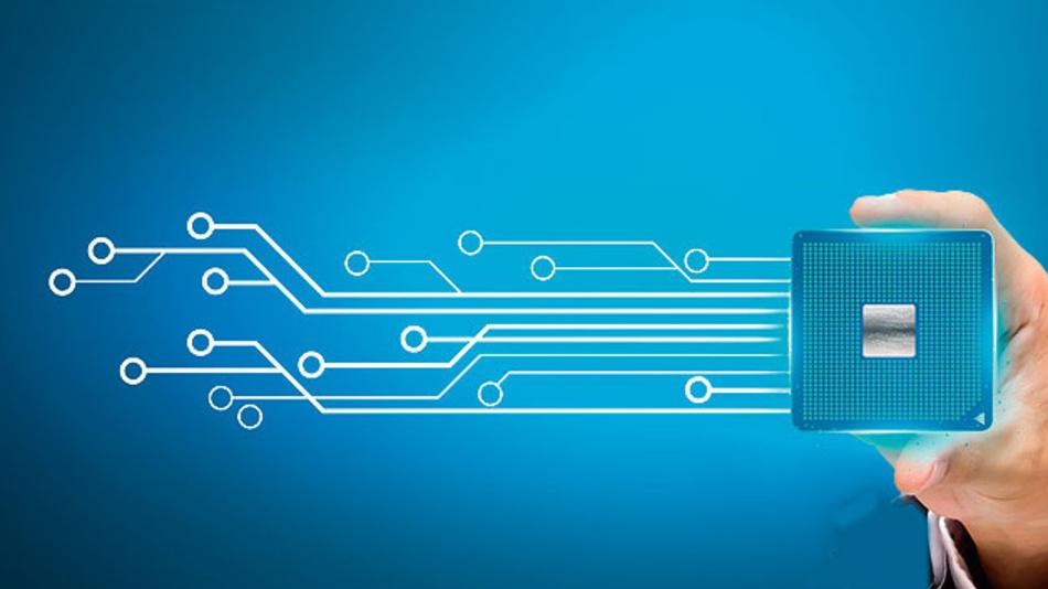 Durch veränderter Stromrichtung verbessern gedruckte Transistorenmit organischen Halbleitern ihre Belastbarkeit.
