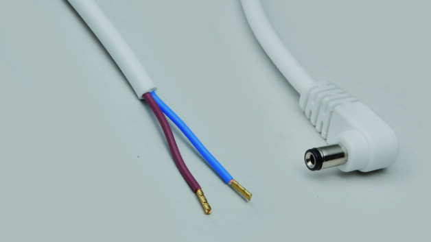 BKL Electronic erweitert sein Portfolio an Anschlussleitungen mit Steckverbinder auf offenes Ende kontinuierlich. Die zuvor in einer Länge von 2m erhältlichen DC-Anschlusskabel bietet das Unternehmen ab sofort in den Längen 0,3m, 0,5m, 1m und 5m
