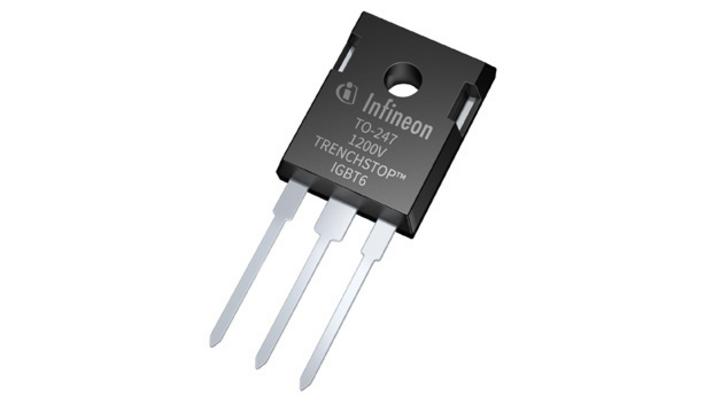 Der Trenchstop IGBT6 ist der erste diskrete 300-mm-IGBT am markt.