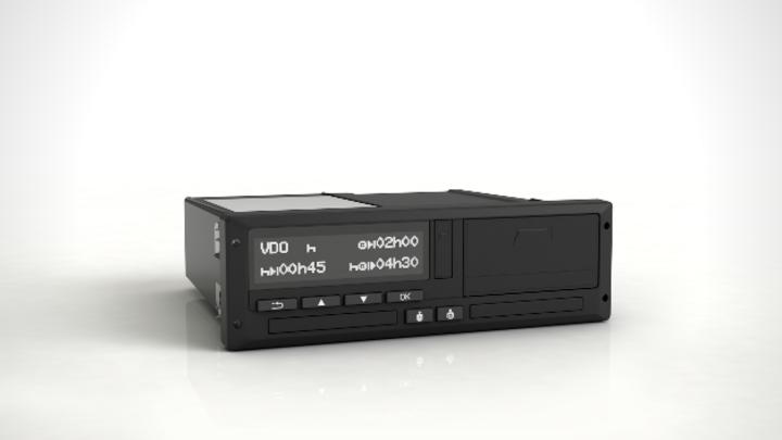 Digitaler Tachograph DTCO 4.0