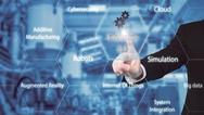 Status quo bei Digitalisierung und Industrie 4.0