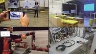Bildcollage zum IIoT Innovation Center