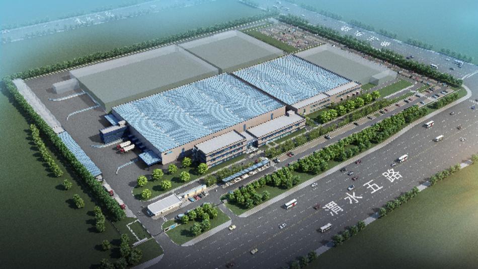 ebm-papst investiert 30 Millionen Euro in seinen neuen Standort in Xi'an. Ab Sommer 2019 sollen dort Ventilatorlösungen für den asiatischen Markt produziert werden.