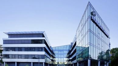 Firmenzentrale von Rohde & Schwarz, München