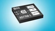 Der Sigma-Delta A/D-Wandler AD7768-1 bietet einkanalige, konfigurierbare und wiederverwendbare Datenerfassung.