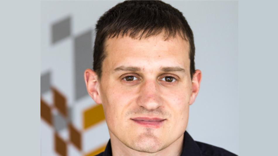 Matthias Herlich, ist Forscher im Forschungsbereich Advanced Networking Center von Salzburg Research.