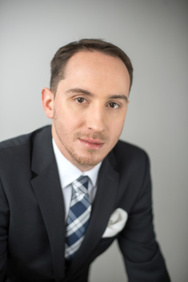 Porträtfoto: Krystian Bergmann, Head of Technical Development bei FIBARO