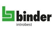 Das neue Logo von binder intrObest.