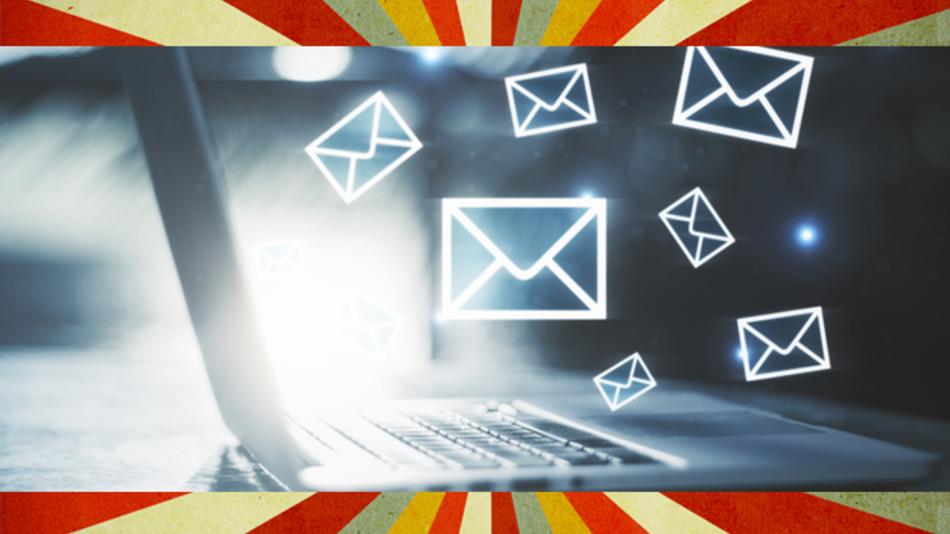 Die wenigsten Büros sind vollständig papierlos, auch heute nicht. Aber E-Mail nutzt quasi jeder. 1991 war das anders.