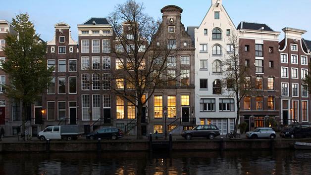 Das Fotografiemuseum »Huis Marseille« in Amsterdam.