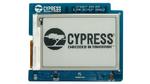Im CY8CKIT-62-BLE-Kit ist mit dem CY8CKIT-28-EPD auch ein 2,7-Zoll-E-ink-Display enthalten