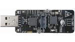 Mit dem CY5677 ist zu guter Letzt auch ein CySmart-BLE-4.2-Dongle als praktisches Debugging-Tool für alle BLE-Geräte vorhanden