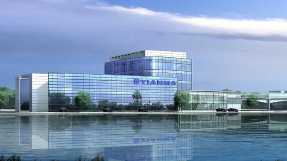 Tianma erweitert die OLED-Produktion im chinesischen Wuhan.