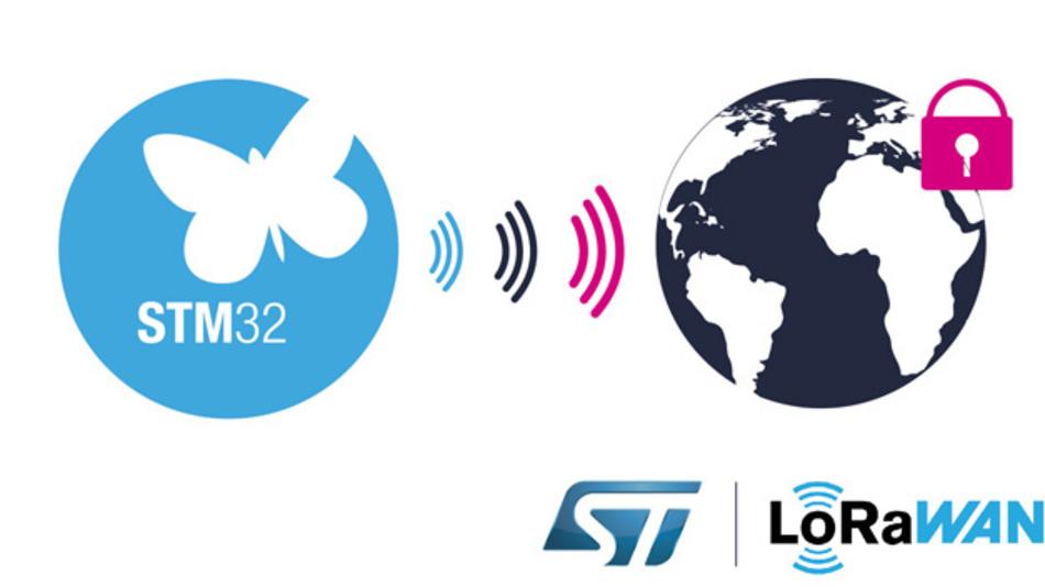 LoRaWAN Version 1.0.3 jetzt für STM32-Mikrocontroller verfügbar