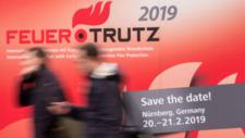 FeuerTrutz 2019 Nürnberg wird zum Brandschutz-Hotspot