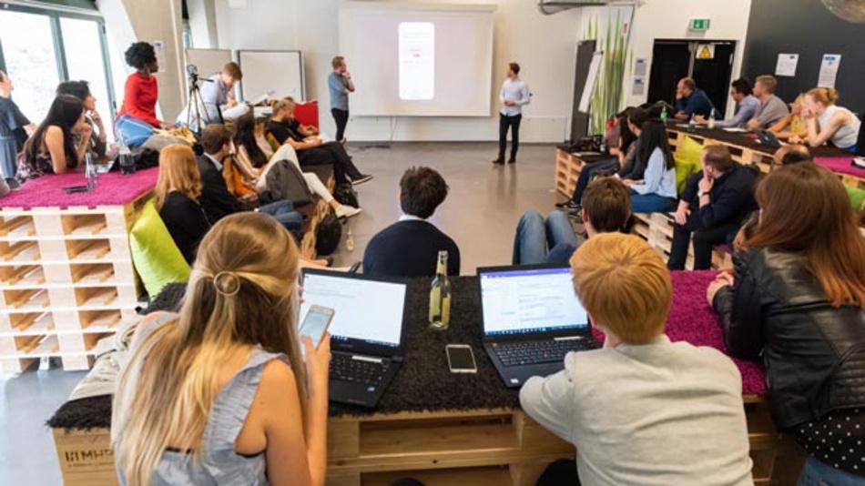 Porsche initiiert zusammen mit Partnerhochschulen einen Open Innovation Contest.